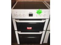 Refurbished beko bdvc667 electric Cooker-1 month guarantee!