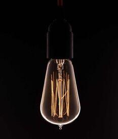 Illuminaire - Vintage, Creative and Industrial Lighting.