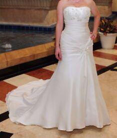 grace harrington wedding dress size 10