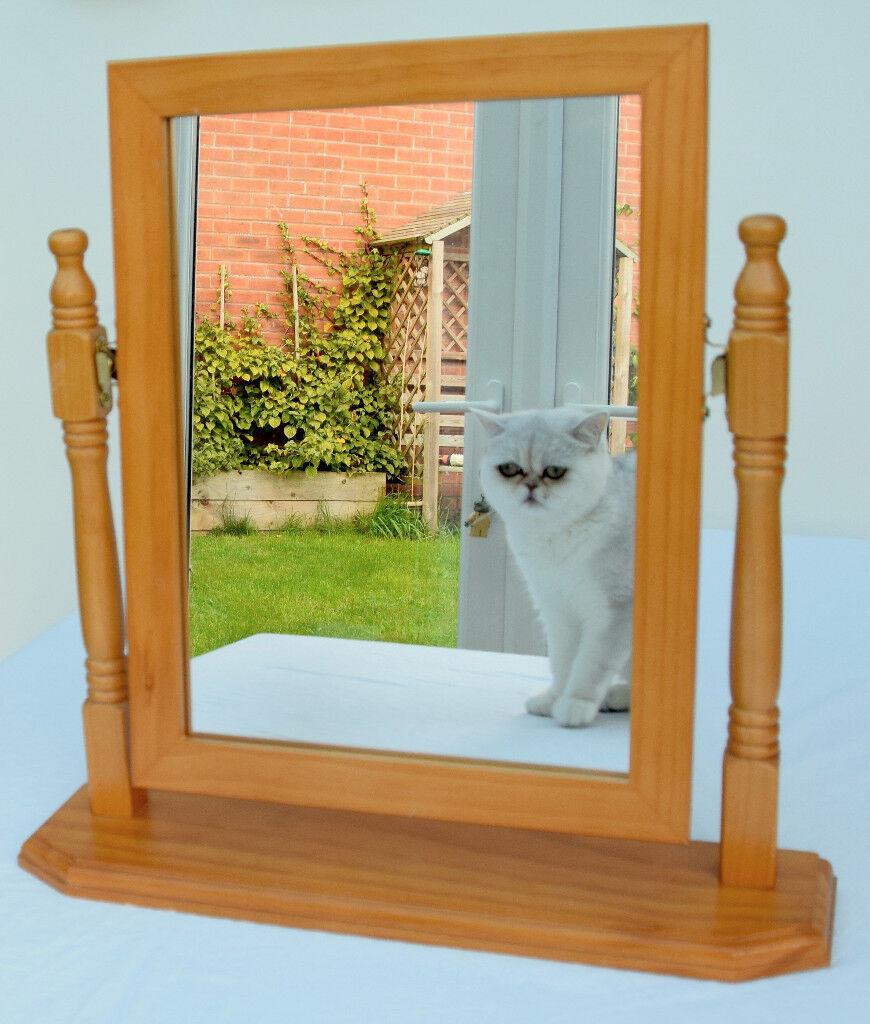 Julian Bowen Pickwick Dressing Table Mirror