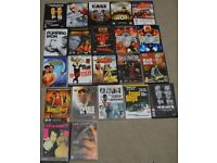 VARIOUS DVDs all originals,,BUYER COLLECTS