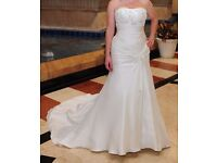 grace harrington wedding dress size 10