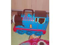 THOMAS TRAIN TRANSPORTER