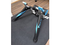 TACX Genius Smart T2080 Turbo Trainer - Boxed, VGC complete with turbo tyre