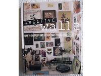 Creative Walls/Garaldine James. Hardback book. 224 pages. ISBN 978 1 907563 15 7.