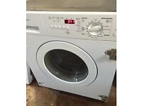 Integrated NEFF Washer and Dryer