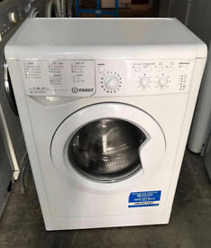 Indesit IWSC51051 6kg 1000 Spin White A+ Rated Washing Machine 1 YEAR GUARANTEE FREE FITTING