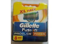 Gillette blades etc