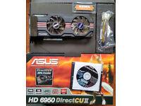 ASUS HD6950 Graphics Card