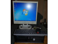Desktop Dell Optiplex745 – Pentium D Dual Core 3.4GHz