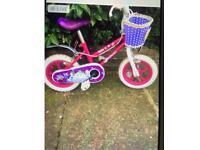 Girls bike £5