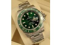 Rolex GMT-Master / Submariner / etc Watches Wanted - Instant Cash or Bank Transfer Paid