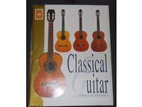 The Classical Guitar. A complete History.