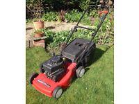 Mountfield HP454 petrol hand propelled lawnmower