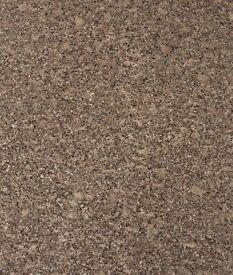 "1 New Bushboard Nuance in ""Kota"" Design Worktop 3050mm x 600mm x 30mm (10ft x 2ft)"