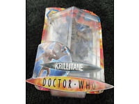 Krillitane - Dr Who Poseable Figure