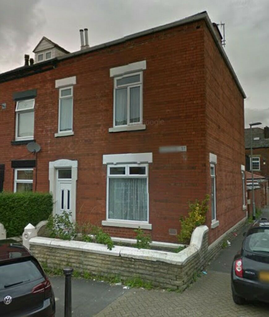 3 bedroom house to let with furniture in oldham, glodwick | in