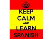 SPANISH LESSONS WITH AN EXPERIENCED NATIVE SPEAKER IN IDLE