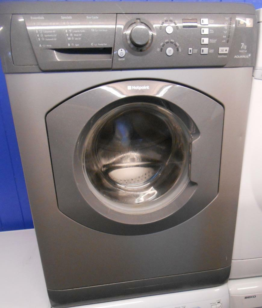 Hotpoint Aquarius Washing Machine In Immaculate Conditon