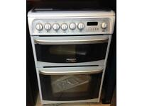 ***NEW Cannon 60cm wide duel fuel cooker for SALE with 1 year guarantee ***
