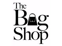 Sales Assistant required at Friendly Retail Shop in Boscombe Selling Bags & Luggage, Wed, Thurs, Fri