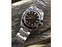 Rolex vintage submariner 6538 the original bond watch