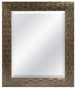 New, Damaged Box MCS 16 by 20-Inch Beveled Mirror, Antique Gold Peacock Finish (22 by 16 inch outs.) (Pick-up Only)-DI12