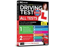 Driving Test CD Success All Tests 2017