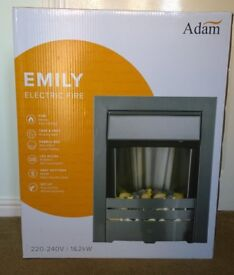 Inset Electric Fire New in Box
