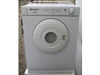 Small 3kg Hotpoint tumble dryer