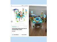 Finding nemo jumperoo! Excellent condition.