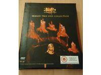 Buffy the Vampire slayer Season 2 boxset
