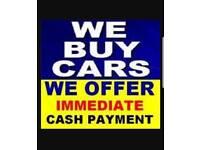 We buy scrap cars and vans