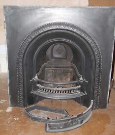 "Cast Iron Fire Surround - Gallery ""Radley F"" model"