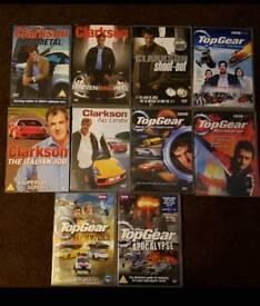 Top gear / Clarkson dvds