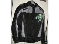 Frank Thomas XTI Xtreme sport black/grey waterproof jacket