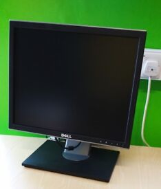 Dell 1707FPT monitor - in excellent working order