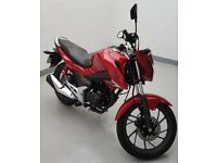 2016 HONDA CB 125F CB125 F CB125 CB125F LEARNER LEGAL MOTOR BIKE 125cc ONLY 835 MILES !!! HONDA FSH