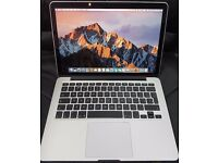 "Apple Macbook Pro Retina 13.3"" 2.6 intel Core i5 8gb 128gb Ssd mid 2014 No swap, Scammers Or Paypal"