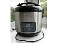 TEFAL 4 IN 1 RICE COOKER, SLOW COOKING, STEAMER ETC