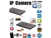 Cctv spy power bank Wi-Fi secret camera