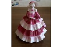 "Coalport Figurine ""Ladies of Fashion"
