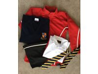SCHOOL UNIFORM Various Items, New and Used - Louth