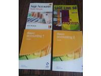 Accounting accounts books