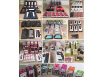 230+ Mobile Cases Iphone Ferrari Aston Martin Tech21 Incipio Cygnet BMW Samsung GForm Wicked Earbuds