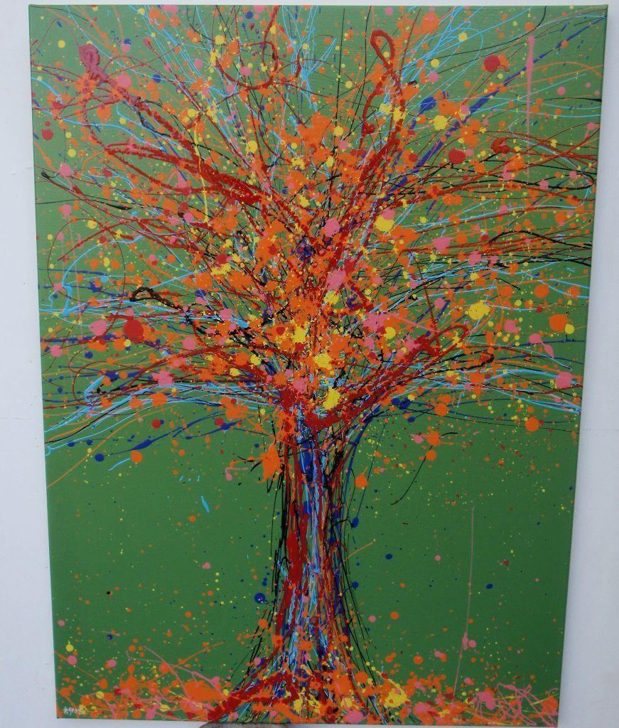 Autumn Oil Painting Uk