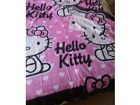 Hello Kitty suvet set - single
