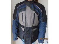 Frank Thomas Aqua Pore Bike jacket