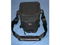 Lowepro Toploader 70 AW Extra long Camera Case.
