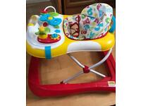 Mothercare Baby Walker - Immaculate Condition